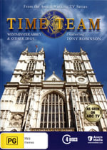 Time Team : Westminster Abbey and Other Digs - Series 17 - Stewart Ainsworth