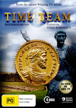 Time Team : Digs Roman Britain - Tony Robinson