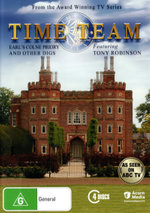 Time Team : Earl's Colne Priory and Other Digs - Series 19 - Stewart Ainsworth