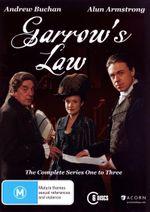 Garrow's Law : Series 1 - 3(Box Set) - Andrew Buchan