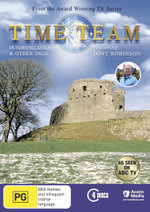Time Team : Dundrum Castle and Other Digs - Series 20 - Tony Robinson
