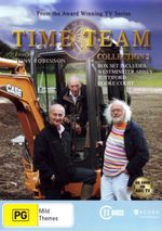 Time Team : Collection 2 - Tony Robinson