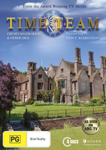 Time Team : Chenies Manor and Other Digs - Series 12 - Stewart Ainsworth