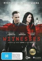 Witnesses - Jan Hammenecker