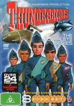 Thunderbirds : The Complete Series (1965)