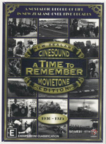A Time To Remember  : New Zealand Cinesound : Movietone Edition 1930-1975