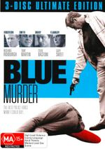 Blue Murder (Ultimate Edition) - Steve Bastoni