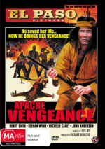 Apache Vengeance - Michelle Carey