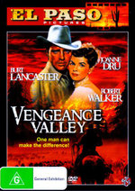 El Paso : Vengeance Valley - Sally Forrest