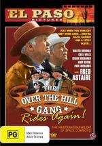 El Paso : The Over The Hill Gang Rides Again - Edgar Buchanan
