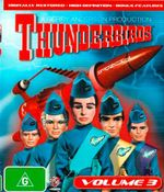 Thunderbirds : Volume 3 - Desmond Saunders