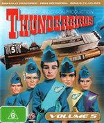 Thunderbirds : Volume 5 - Desmond Saunders