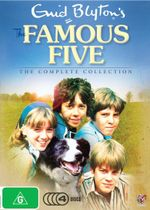Famous Five : The Complete Collection - Michele Gallagher