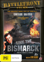 Sink The Bismark - Dana Wynter