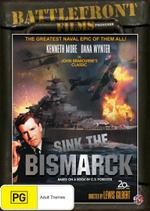 Sink The Bismark - Dana Wynter