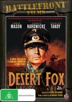 The Desert Fox - Cedric Hardwicke