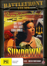 Sundown - Gene Tierney