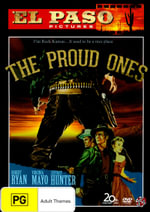 The Proud Ones - Robert Middleton