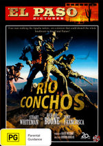El Paso : Rio Conchos - Anthony Franciosa