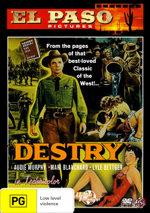El Paso : Destry - Mari Blanchard