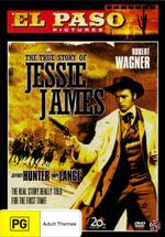 El Paso : True Story of Jesse James - Jeffrey Hunter