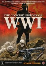 A Concise History of WWI - Stephen Grief