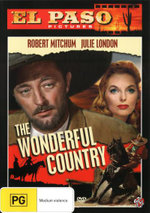 The Wonderful Country - Robert Mitchum