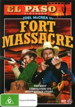 Fort Massacre - Joel McCrea