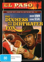 The Duchess and the Dirtwater Fox - Conrad Janis