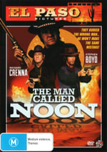 The Man Called Noon - Stephen Boyd