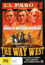 The Way West - Kirk Douglas