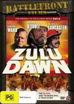 Zulu Dawn - Peter OToole