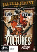 Game for Vultures - Richard Harris