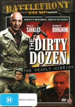 Dirty Dozen : The Deadly Mission - Telly Savalas