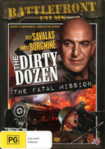 The Dirty Dozen : The Fatal Mission - Telly Savalas