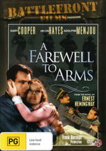 A Farewell to Arms - Mary Phillips