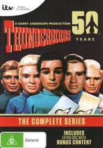 Thunderbirds : 50thYears - The Complete Series - David Graham