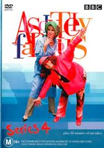 Absolutely Fabulous : Series 4 - June Whitfield