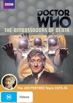 Doctor Who : Ambassadors of Death - Geoffrey Beevers