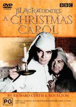 Black Adder : A Christmas Carol - Denis Lill