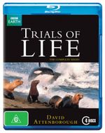 Trials of Life (The Complete Series) (4 Discs) - David Attenborough