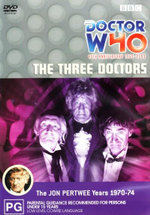 Doctor Who : The Three Doctors - Katy Manning