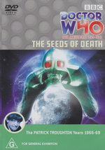 Doctor Who : The Seeds of Death - Hugh Morton