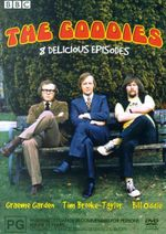 The Goodies : 8 Delicious Episodes - Graeme Garden