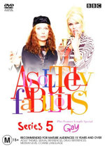 Absolutely Fabulous : Series 5 - Jean Paul Gaultier