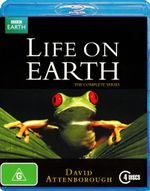 Life on Earth (David Attenborough) (4 Discs) - David Attenborough