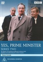 Yes Prime Minister : Series 2 - Deborah Norton