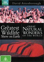 The Greatest Wildlife Show On Earth / Great Natrual Wonders of the World (David Attenborough) - David Attenborough