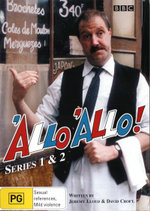 'Allo 'Allo! : Series 1 and 2 - Gordon Kaye