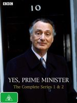 Yes Prime Minister : The Complete Series 1 - 2 - Derek Fowlds